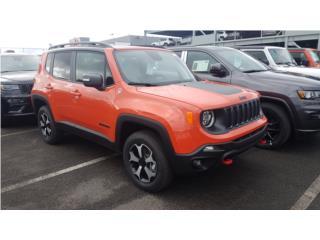 Jeep Renegade Trail Hawk 2019, Jeep Puerto Rico