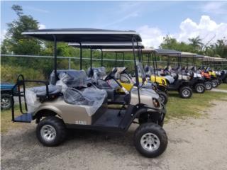 expess s4, Carritos de Golf Puerto Rico