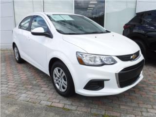 Chevrolet - Sonic Puerto Rico