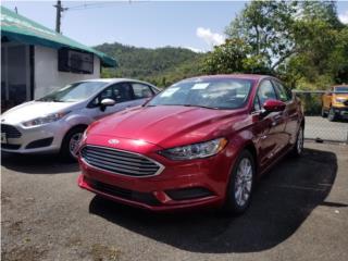 Fusion SE 2017 Solo uno  , Ford Puerto Rico