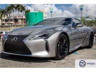 Lexus - Lexus LC Puerto Rico