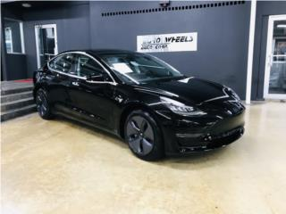 MODEL 3 MID RANGE  STANDAR PLUS 2019, Tesla Puerto Rico