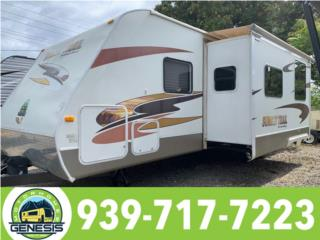Camper SUNSET Trail 27'Pies 2009, Trailers - Otros Puerto Rico
