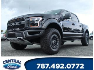 FORD RAPTOR 4X4 2019, Ford Puerto Rico