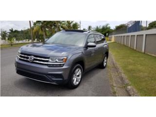 3 FILAS, CAMARA, DESDE $497.00 MENS, Volkswagen Puerto Rico