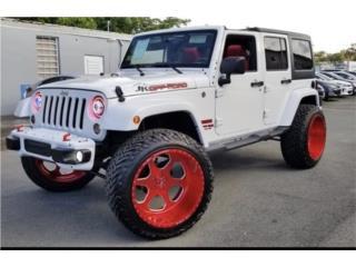 Jeep 2018, Jeep Puerto Rico
