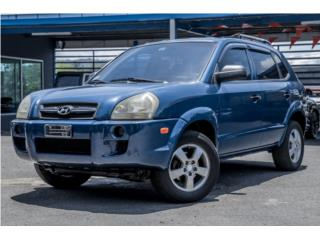2006 Hyundai Tucson, Hyundai Puerto Rico
