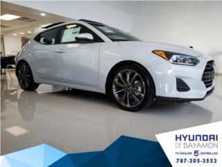 Hyundai Veloster STD 2019, Hyundai Puerto Rico