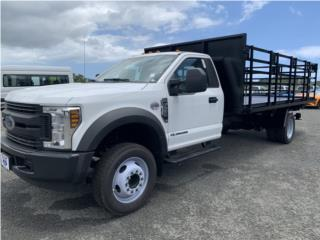 FORD F550 XL 4X2 2019 CHASSIS, Ford Puerto Rico