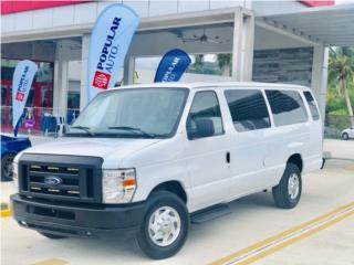 ECONOLINE E-350 2012 (pasajeros) OFERTAS!!, Ford Puerto Rico