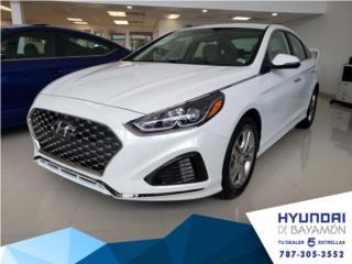 Hyundai Sonata 2019, Hyundai Puerto Rico