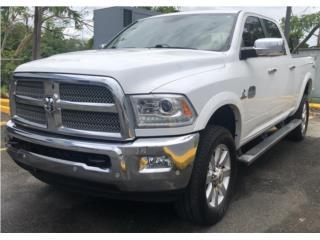 2016 RAM 2500, RAM Puerto Rico