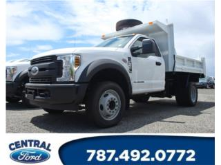 FORD F-550 4X2 DUMP TRUCK , Ford Puerto Rico