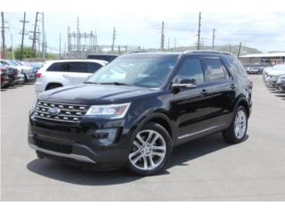 2016 Ford Explorer XLT, T6C44754, Ford Puerto Rico