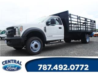 FORD F-550 4X2 STAKE BODY 2019, Ford Puerto Rico
