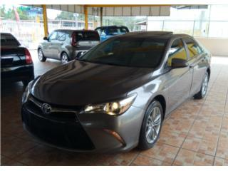 Toyota Camry SE 2016 importado, Toyota Puerto Rico