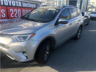 Rav 4 XLE 2016, Toyota Puerto Rico