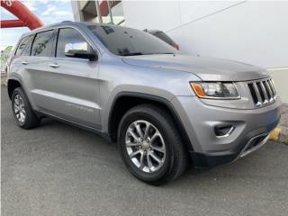 GRAND CHEROKEE LIMITED $397 MENSUAL $0 PRONTO, Jeep Puerto Rico