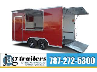 CUSTOM MADE - FOOD TRAILER **NEW**, Trailers - Otros Puerto Rico