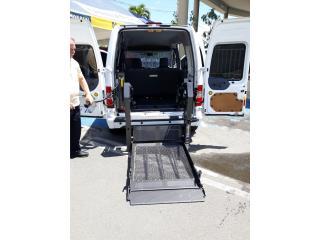 2013 CON RAMPA NUEVA DE IMPEDIDOS $23500, Ford Puerto Rico