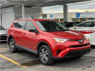 Toyota Rav4 LE 2017 , Toyota Puerto Rico