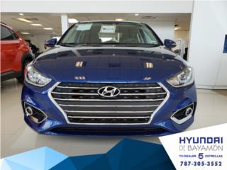 Hyundai Accent Limited 2019, Hyundai Puerto Rico