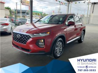 Hyundai Santa Fe SE 2019, Hyundai Puerto Rico