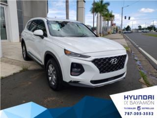 Hyundai Santa Fe SEL 2019, Hyundai Puerto Rico