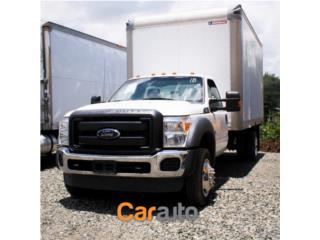 2014 Ford F550 Super Duty Diesel, Ford Puerto Rico