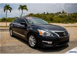 2015 Nissan Altima 2.5 S, Nissan Puerto Rico