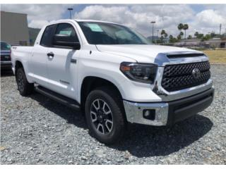 2019 Toyota Tundra 4WD SR Double Cab 6.5' Bed, Toyota Puerto Rico