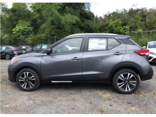 2019 Nissan Kicks SR FWD, Dark Gray, Nissan Puerto Rico