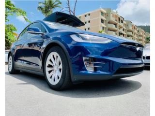 TESLA MODELO X 75D 2017, Tesla Puerto Rico