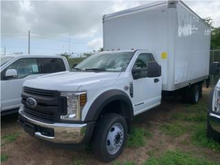 F.550 Diésel 2019!!!, Ford Puerto Rico