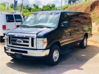 VAN DE PASAJEROS | SOLO 13K MILLAS | EXTENDED, Ford Puerto Rico