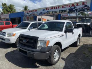 fF150 XL 4X4 IMPORTADA 6 CILINDROS, Ford Puerto Rico