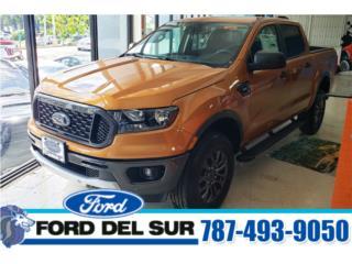 2019 FORD RANGER XLT SUPERCREW 4X2, 2.3L , Ford Puerto Rico