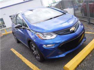 BOLT EV CON ASIENTOS EN PIEL!, Chevrolet Puerto Rico