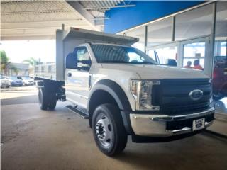 FORD F-550, Ford Puerto Rico