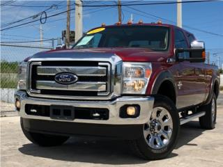 FORD F-350 LARIAT 2016 ¡TURBO DIESEL!, Ford Puerto Rico