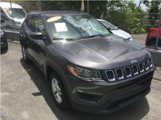JEEP COMPASS 2018 11K $18,995, Jeep Puerto Rico
