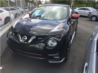 NISSAN JUKE NISMO 2016 STD PRECIO ESPECIAL, Nissan Puerto Rico