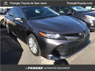 2018 TOYOTA CAMRY LE , Toyota Puerto Rico
