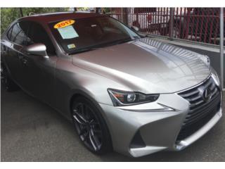 LEXUS IS 200 T 2017 PIEL 15K $34,995, Lexus Puerto Rico