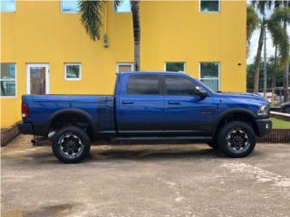 RAM 2500 Power Wagon'2018, RAM Puerto Rico