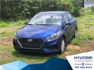 Hyundai Accent Alloy 2019, Hyundai Puerto Rico
