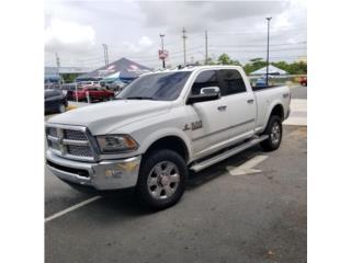 RAM 2500 2018, RAM Puerto Rico