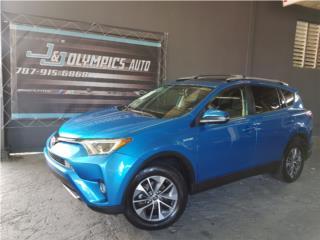 TOYOTA RAV4 HYBRID 2016, Toyota Puerto Rico