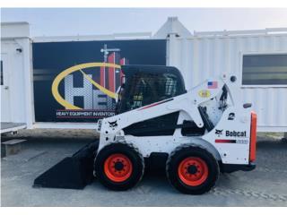 2015 Bobcat S650 , Equipo Construccion Puerto Rico