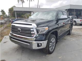 Toyota Tundra 2019 WEST EDITION, Toyota Puerto Rico
